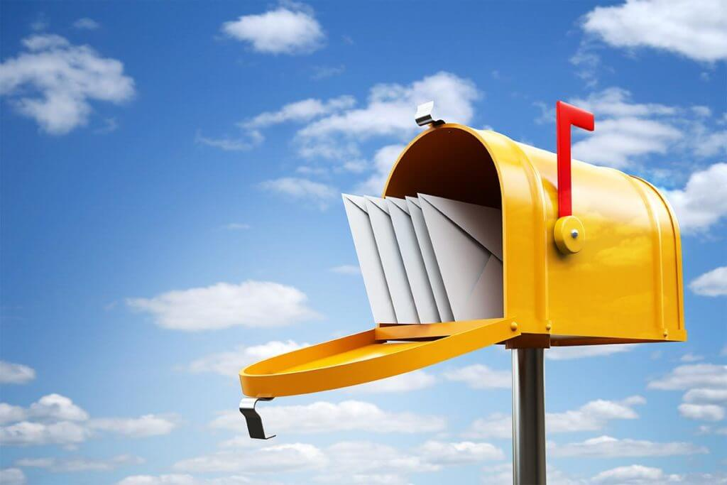 RVing mail services