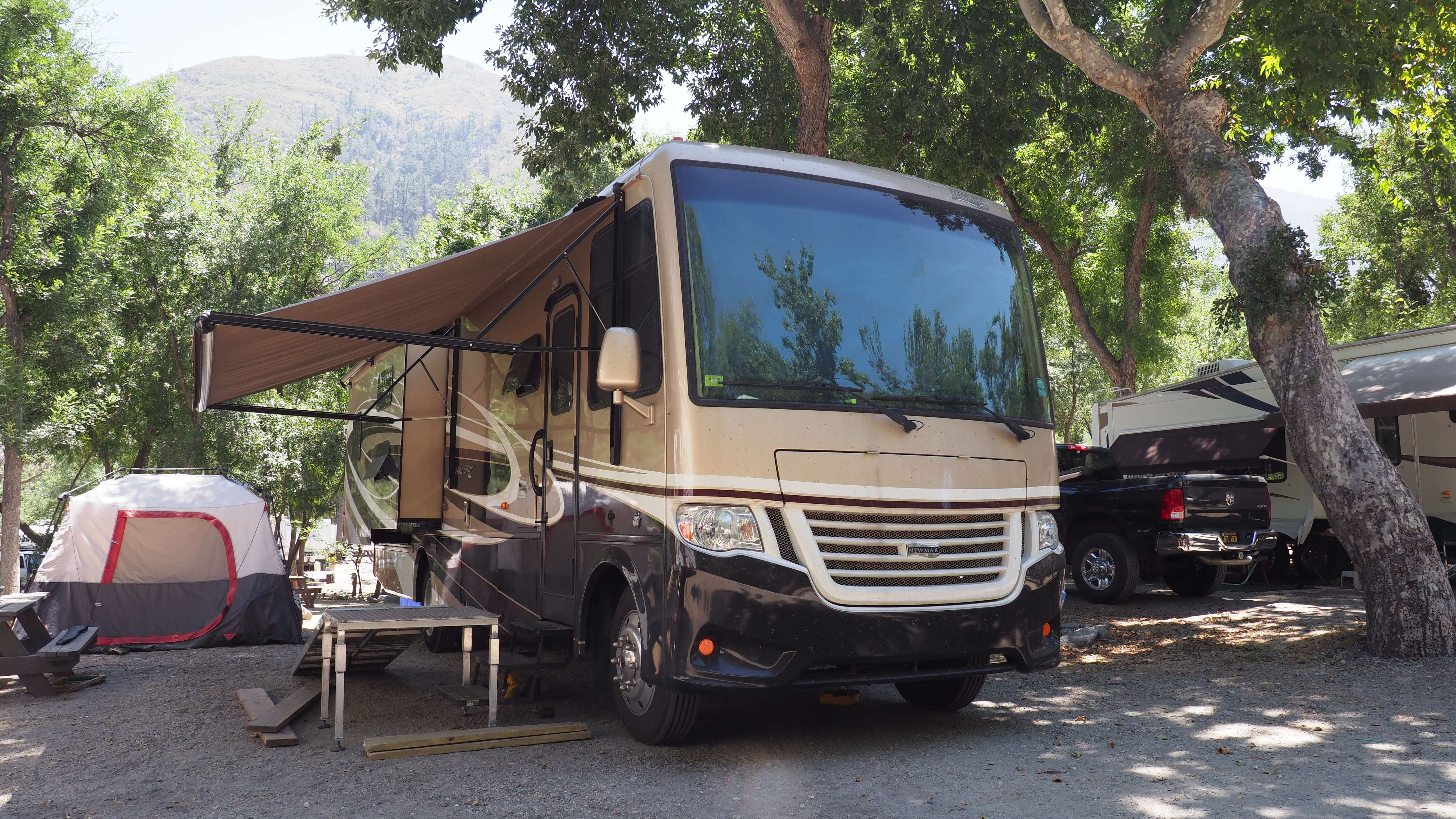 Staying flexible while RV living